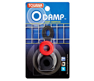 Tourna O-Damp Vibration Dampeners (2x) (Assorted)